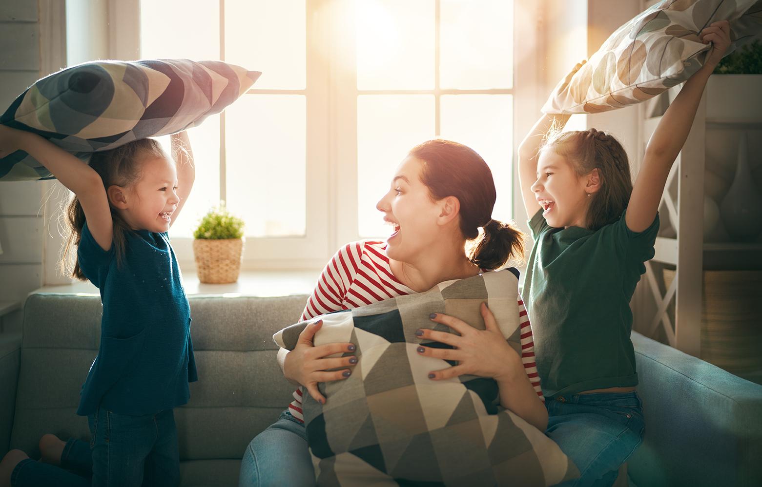 Ideas for encouraging good behaviour